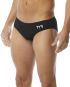 TYR Men's Breakaway Water Polo Racer  - Black
