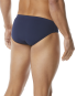 TYR Men's Breakaway Water Polo Racer  - Navy
