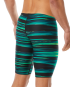 TYR MEN'S LUMEN JAMMER SWIMSUIT - Green