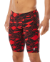 TYR MEN'S MANTOVA JAMMER SWIMSUIT - Red