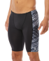 TYR MEN'S PLEXUS HERO JAMMER SWIMSUIT - Titanium
