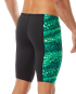 TYR MEN'S PLEXUS HERO JAMMER SWIMSUIT - Green
