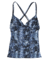TYR Women's Brooke Tank-Serpiente