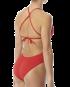 TYR Guard Women's Crosscutfit Tieback Swimsuit  - Red
