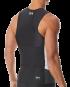 TYR Men's Competitor Singlet - Black/White