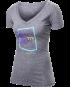 TYR Women's Pro Series Mesa V-Neck Tee