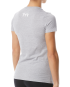 """TYR Women's """"Ombre Team TYR"""" Graphic Tee - Heather Grey"""