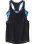 Anzan Madison Tank - Blue/Coral