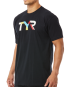 "TYR Men's ""Primary"" Graphic Tee"