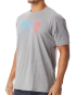 "TYR Men's ""Ombre Team TYR"" Graphic Tee - Heather Grey"