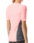 TYR Women's Competitor Short Sleeve Top - Grey/Coral