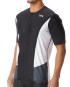 TYR Men's Competitor Short Sleeve Top - Black/White