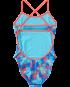 TYR Girls' Tortuga Trinityfit Swimsuit