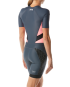 TYR Women's Competitor Speedsuit - Grey/Coral